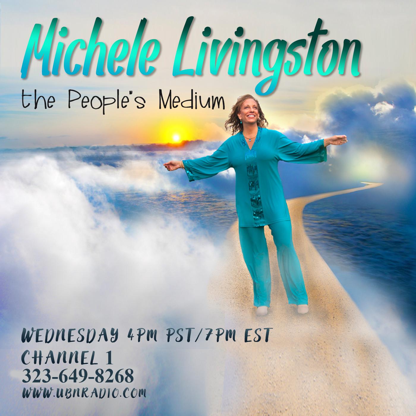 Michele Livingston The People's Medium