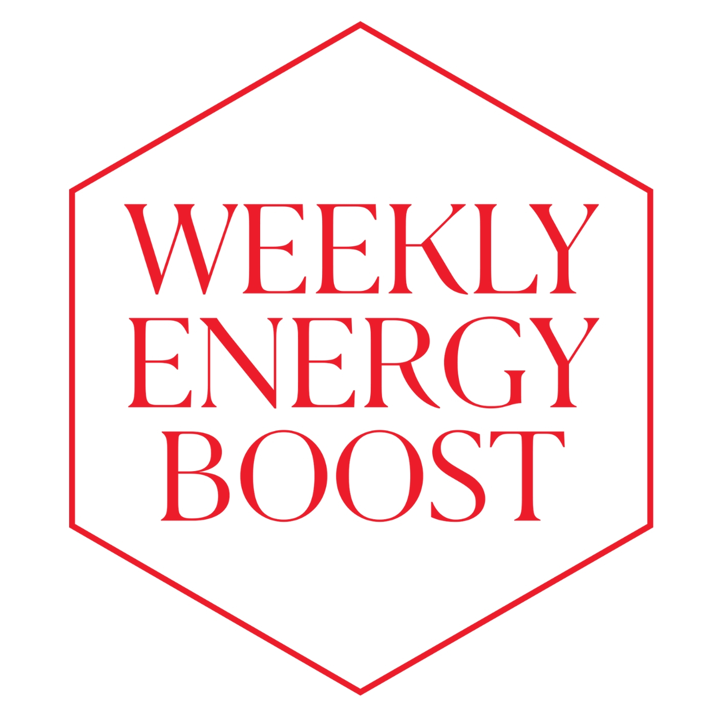 Weekly Energy Boost